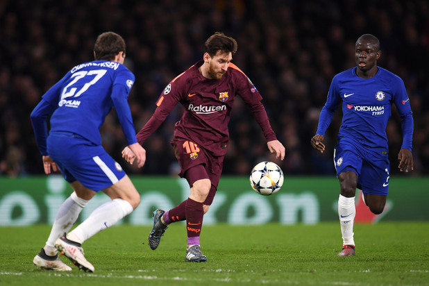 Челси - Барселона 1:1