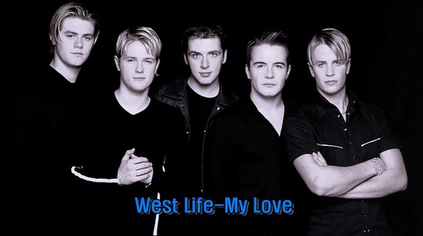 westlife, my love