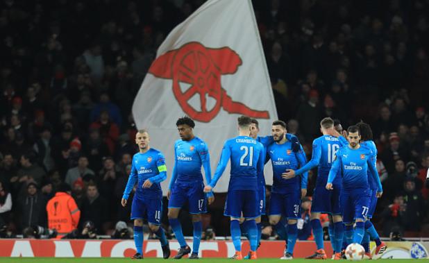 Арсенал - Йостерзунд 1:2