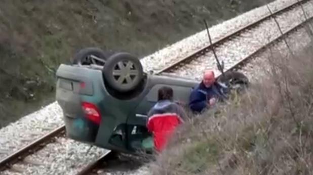 Катастрофа край Благоевград