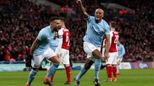 Арсенал - Манчестър Сити 0:3