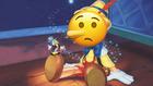 пинокио, буратино, пинокио в емотикони, буратино в емотикони