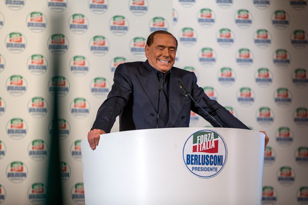 берлускони, силвио берлускони, форца италия