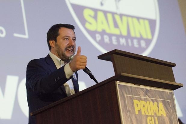 салвини, матео салвини, северната лига в италия