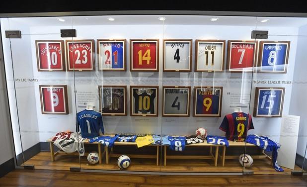 футболисти, фланелки, колекции 5