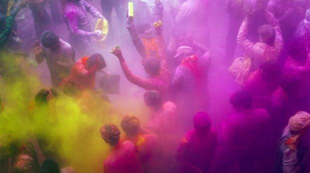 Фестивалът Холи