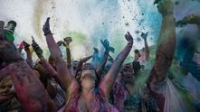 Фестивал Холи