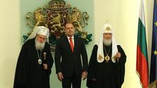 Президентът Радев, руският и българският патриарх