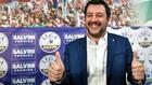 Матео Салвини след изборите в Италия