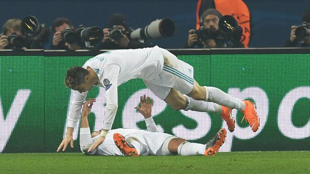 ПСЖ - Реал Мадрид 1:2