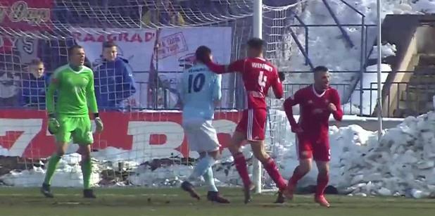 Дунав - ЦСКА-София 0:2