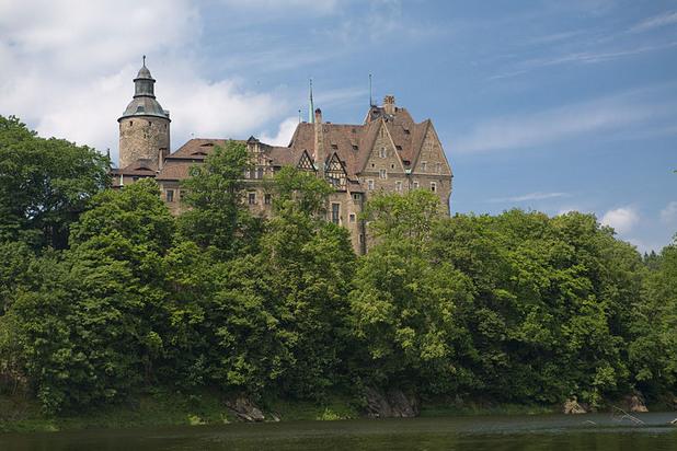 Замъкът Чоха
