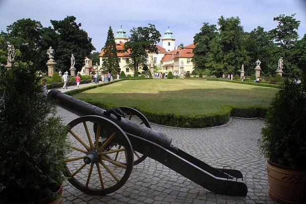 Замъкът Кшонж
