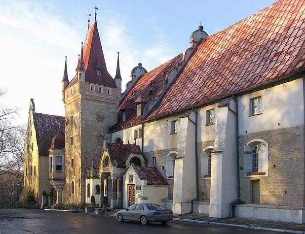 Замък Соботка Горка