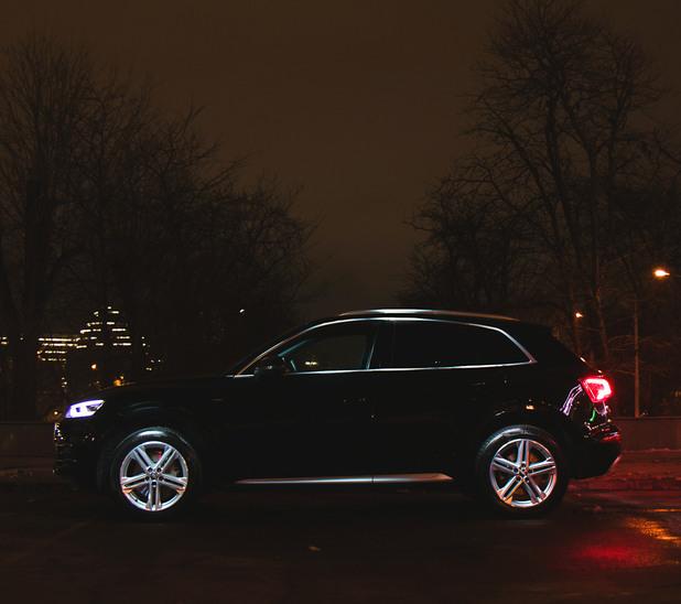 Audi Q5 - тестдрайв
