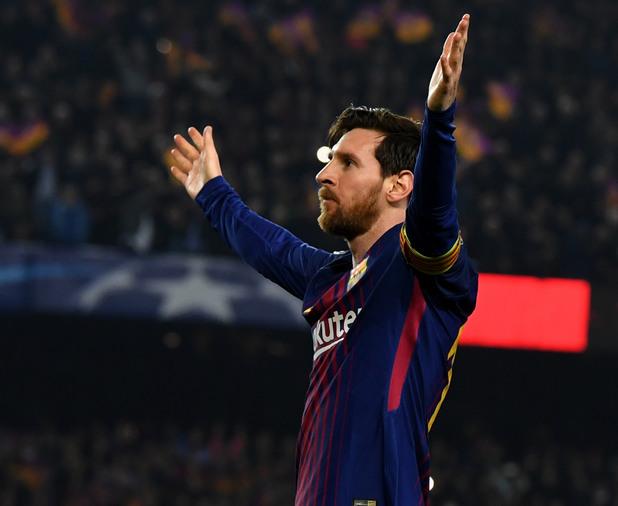 Барселона - Челси 3:0