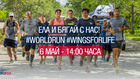 red bull, world run