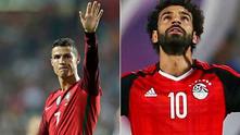 Португалия - Египет