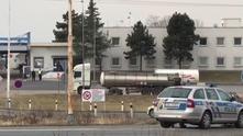 Взрив в химически завод в Чехия