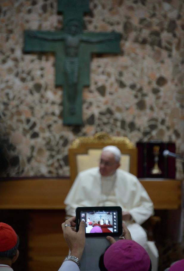 папа франциск, папата