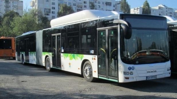 Автобус от Софийския градски транспорт