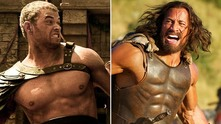 The Legend of Hercules и Hercules