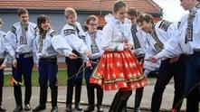 Бой с пръчки в Словакия