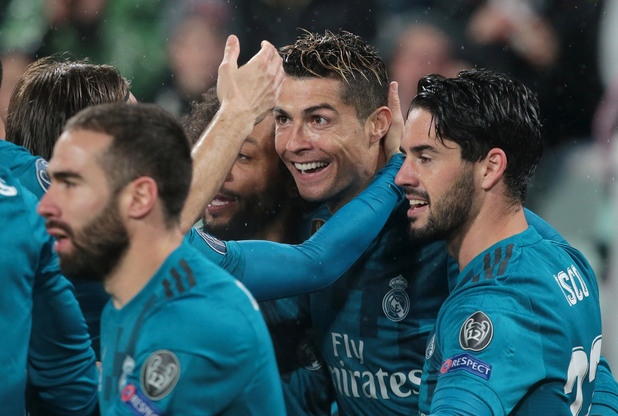 Ювентус - Реал Мадрид 0:3