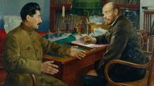 сталин, ленин, диктатори