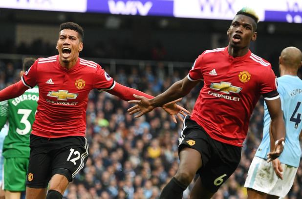 Манчестър Сити - Манчестър Юнайтед 2:3