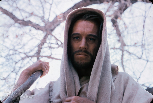 Макс фон Сюдов като Исус Христос