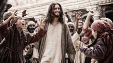 Диого Моргадо като Исус Христос