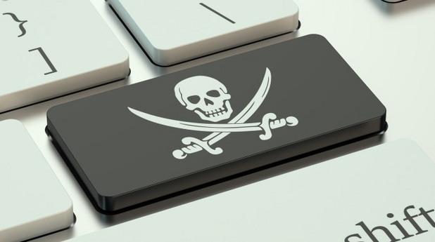 Онлайн пиратство