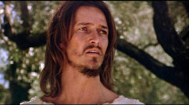 Тед Нили като Исус Христос