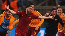 Рома - Барселона 3:0