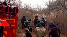 Разбит руски хеликоптер