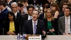 Марк Зукърбърг пред Сената