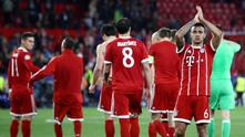 Байерн Мюнхен - Севиля 0:0