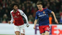 ЦСКА Москва - Арсенал 2:2