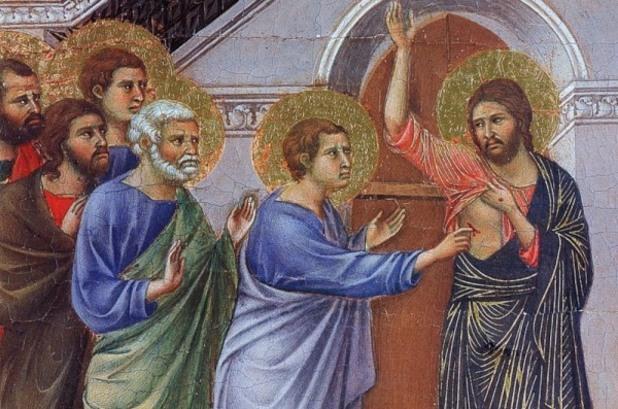Тома Неверни и Исус Христос