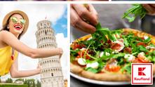 кауфланд, италианска седмица в кауфланд, италианска седмица, италианска кухня, средиземноморие