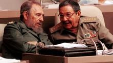 Фидел и Раул Кастро