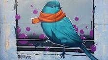 rustwo, графити, графитър, стрийтарт, улично изкуство