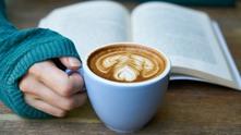 книги и кафе