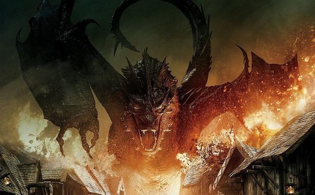 Драконът Смог