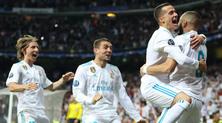 Реал Мадрид - Байерн Мюнхен 2:2