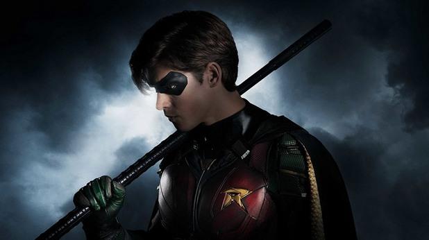 Robin в Titans
