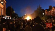 Експлозия в Лондон