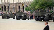 военен парад, парад за гергьовден