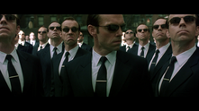 агент смит - матрицата